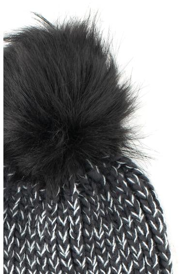 Fundango Caciula unisex elastica, cu ciucure Femei