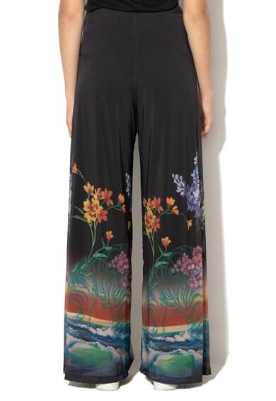 DESIGUAL Панталон Middelton с широк крачол Жени