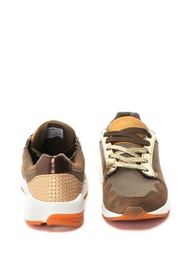 Pepe Jeans London Спортни обувки Foster Itaka с велур Жени