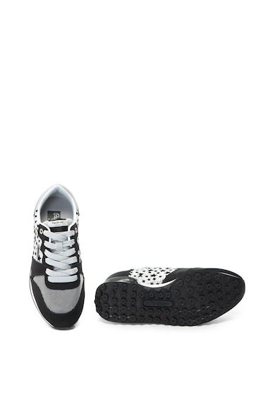 Pepe Jeans London Pantofi sport cu detalii texturate Bimba Femei