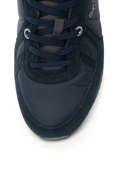 Pepe Jeans London Спортни обувки Tinker с велур Мъже