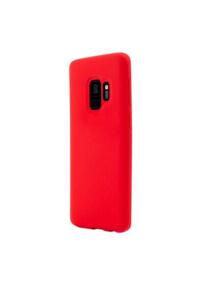 Vetter Husa de protectie  Clip-On Soft Touch Silk Series pentru Samsung Galaxy S9 Femei