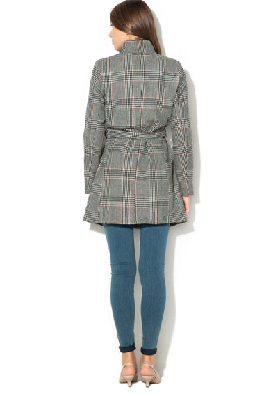 Only Haina din amestec de lana cu guler drapat Ashley Femei