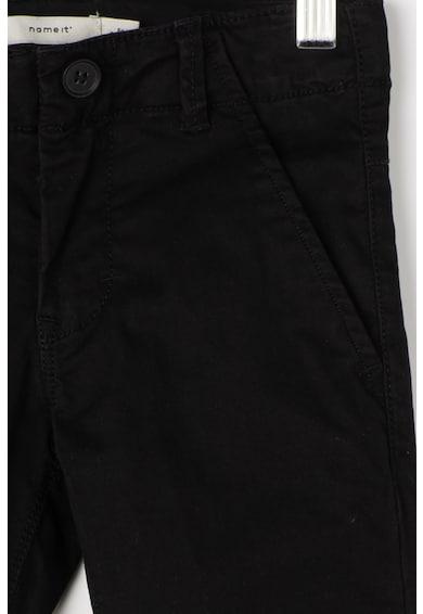 NAME IT Pantaloni chino slim fit Timber Baieti