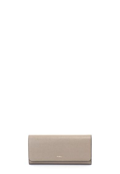 Furla Babylon bőr pénztárca logóval női