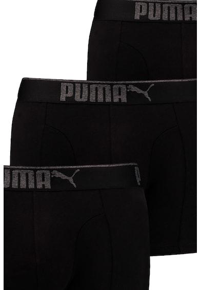 Puma Боксерки с лого на талията - 3 чифта Мъже