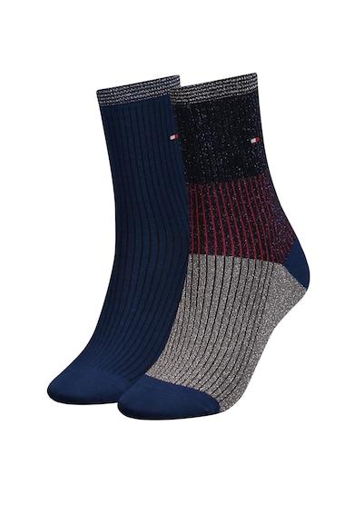 Tommy Hilfiger Lurex zokni szett - 2 pár női