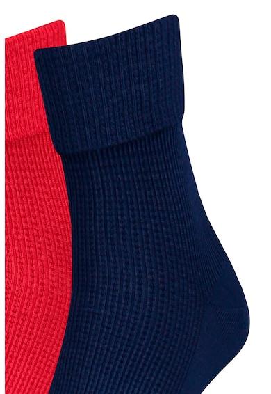 Tommy Hilfiger Texturált zokni szett - 2 pár női