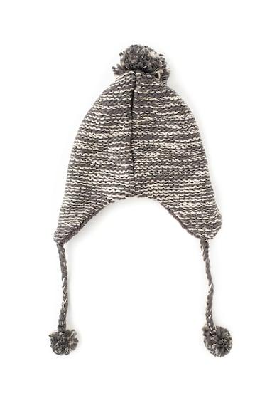 The North Face Fuzzy Traper sapka szőrmebéléssel női