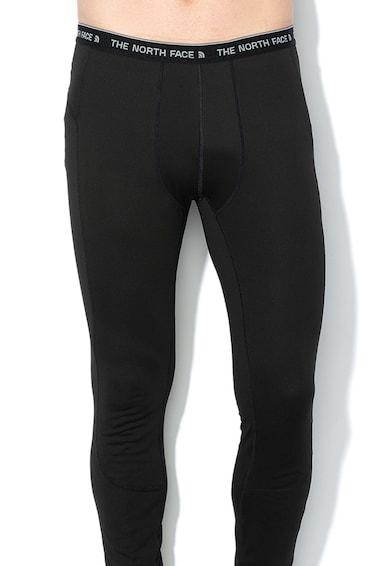 The North Face Colanti cu banda elastica cu logo, in talie, pentru schi Barbati