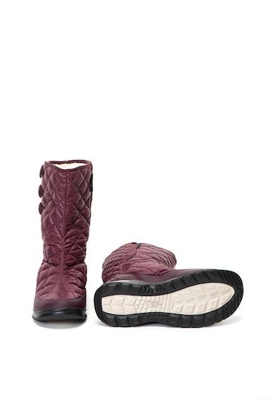 The North Face Cizme mid-calf de iarna, cu nasturi si Thermoball™ Femei