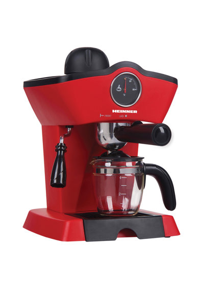 Heinner Espressor manual  Charm HEM-200, 800W, 250ml, 3.5 bar Femei