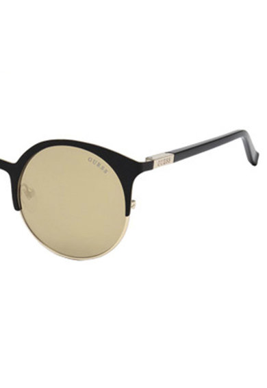 Guess Panto napszemüveg türkös lencsékkel férfi