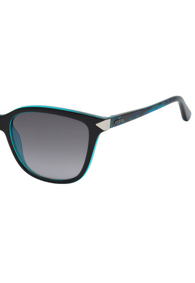 Guess Слънчеви очила стил Wayfarer Жени