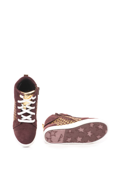 Clarks Спортни обувки City Hero Iron Man Момичета