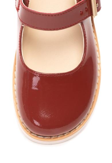 Clarks Crown Honor lakkbőr Mary Jane cipő Lány