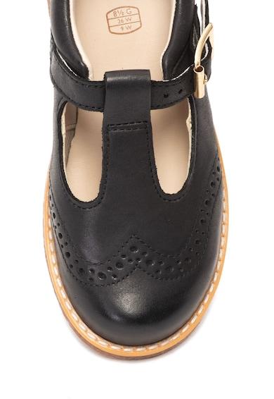 Clarks Comet Reign bőr pántos cipő Lány