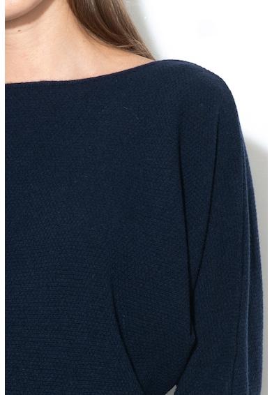 United Colors of Benetton Gyapjútartalmú pulóver denevér fazonú ujjakkal női