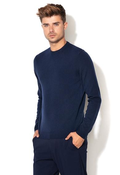 United Colors of Benetton Pulover tricotat fin din lana Barbati