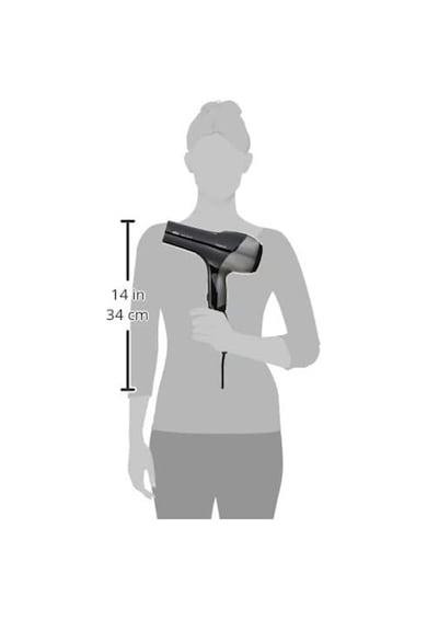 Braun Uscator de par  Senso Care HD780, 2000 W, 4 Trepte de temperatura, Negru Femei