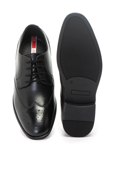 s.Oliver Brogue bőrcipő férfi