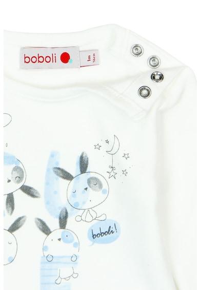 boboli Bluza cu imprimeu grafic Baieti