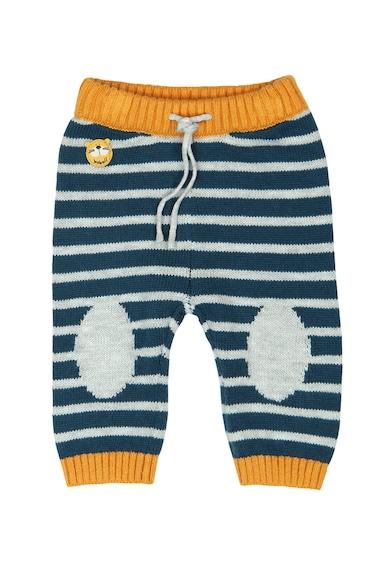 boboli Pantaloni cu model in dungi si snur pentru ajustare Baieti