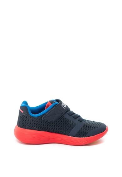 Skechers Pantofi sport de plasa cu sireturi elastice Go Run 600 Roxlo Baieti