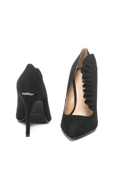 Liu Jo Велурени обувки Lola с ток стилето Жени