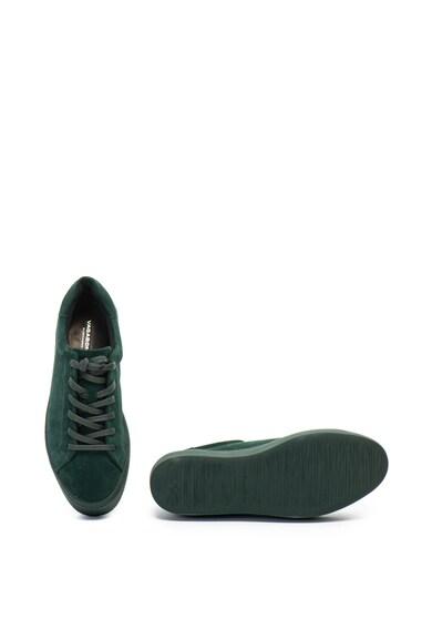 Vagabond Shoemakers Pantofi sport flatform de piele intoarsa Jessie Femei