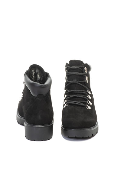 Vagabond Shoemakers Bocanci de piele nabuc cu captuseala de blana sintetica Kenova Femei