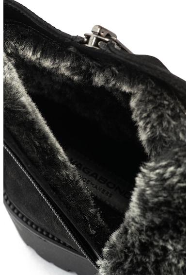 Vagabond Shoemakers Kenova nubuk bőr bokacsizma meleg béléssel női