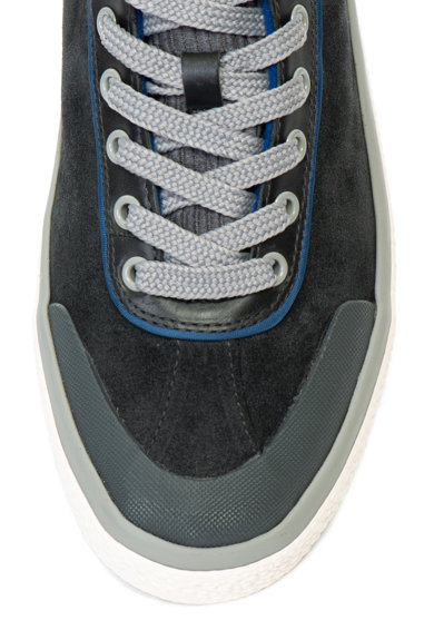 Napapijri Jakob sneakers cipő nyersbőr betétekkel férfi