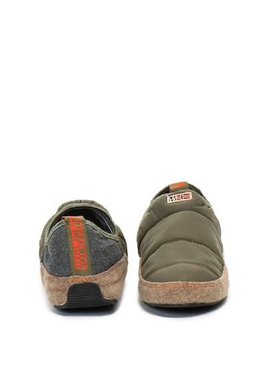 Napapijri Morran házi cipő logós foltrátéttel férfi