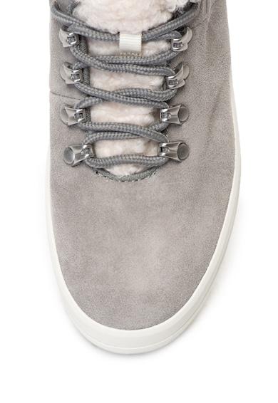 Napapijri Dahlia középmagas szárú nyersbőr sneakers cipő meleg béléssel női