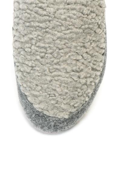 Napapijri Papuci cu talpa plata si aplicatie logo Misan Femei