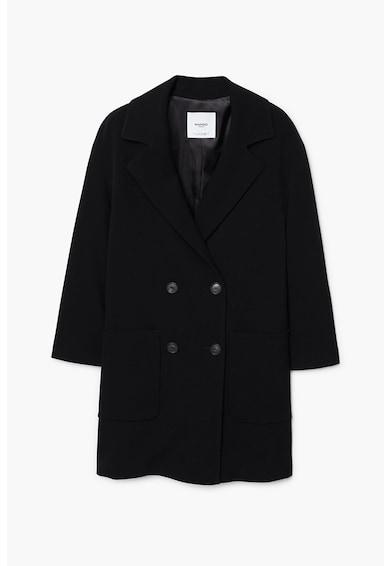 Mango Merci dupla gombsoros kabát női