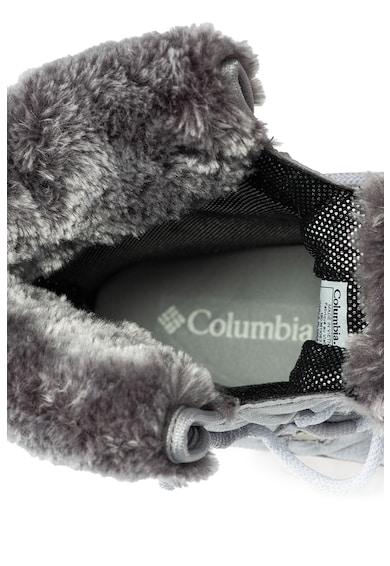 Columbia Heavenly™ Shorty Camo vízálló bokacsizma műszőrme béléssel női