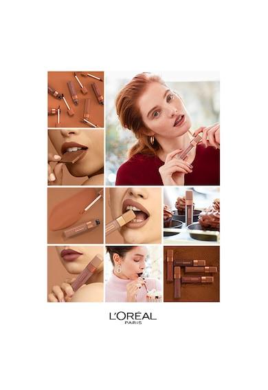 L'Oreal Paris Ruj lichid rezistent la transfer  Infaillible Les Chocolats Femei
