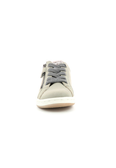 Mod8 kids Pantofi sport cu garnituri de blana sintetica Fete