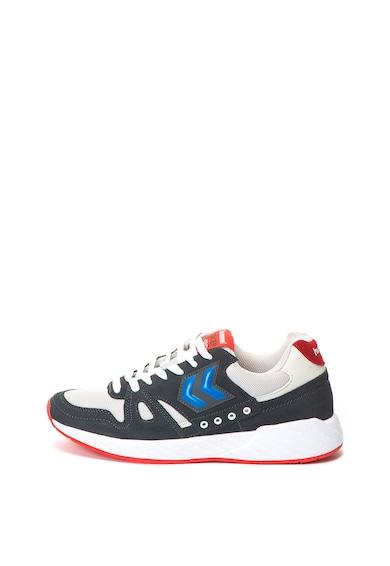 Hummel Pantofi sport de piele intoarsa Legend Marathona Barbati