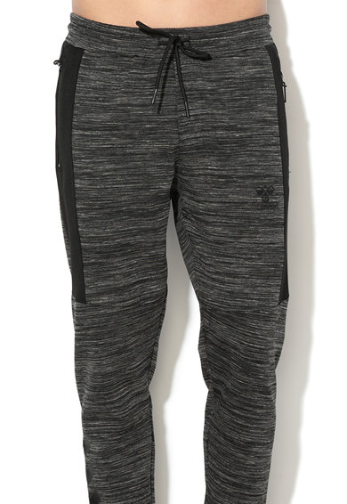 Hummel Pantaloni sport cu insertii elastice Jake Barbati