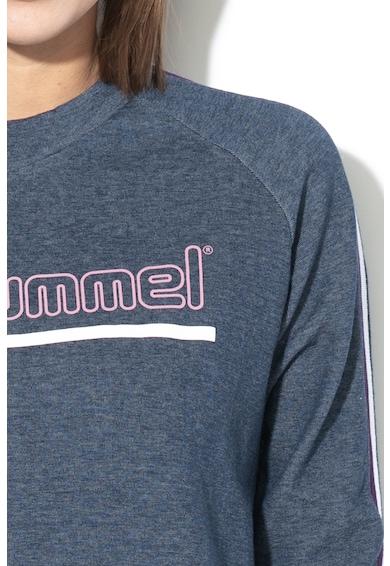 Hummel Bell logómintás pulóver női