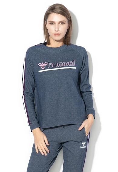 Hummel Bluza sport cu imprimeu logo Bell Femei
