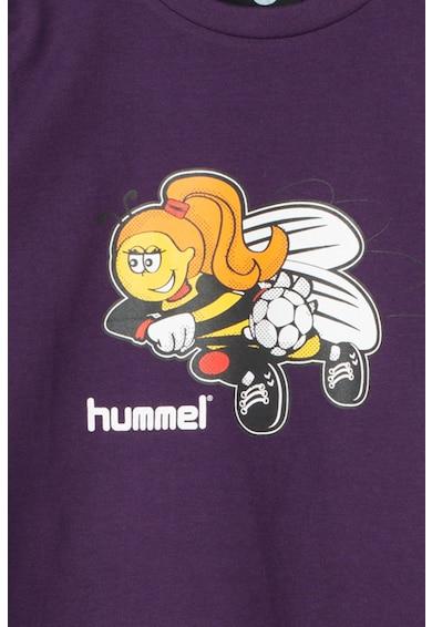 Hummel Tricou cu imprimeu grafic Kevyne Fete