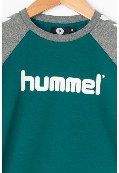 Hummel Bluza cu imprimeu logo Baieti