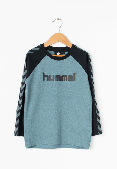 Hummel Bluza cu imprimeu logo Winston Baieti