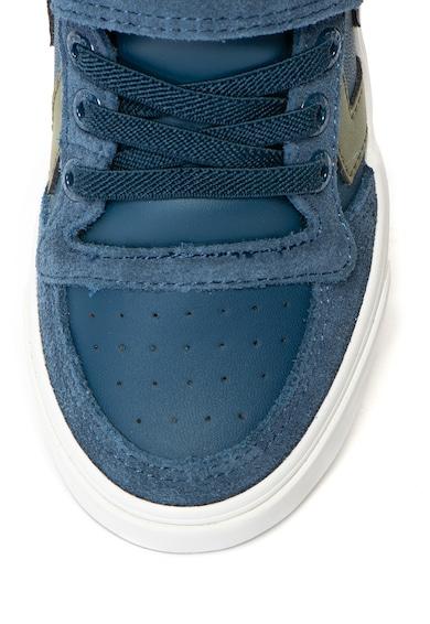 Hummel Спортни обувки Slimmer Stadil Jr от велур и кожа Момичета