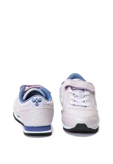 Hummel Reflex Glitter JR sneakers cipő csillámos megjelenéssel Lány