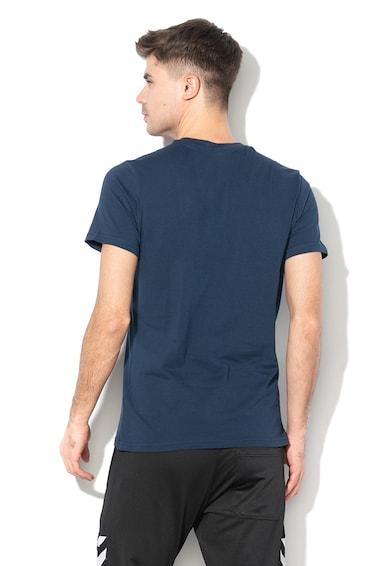 Hummel Stevie póló selymes logóval férfi